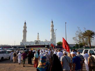 Në Kubâ dhe Uhud, ku përkushtimi dhe dashnia mbetën kryefjalë…